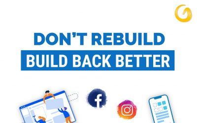 Don't Rebuild, Build Back Better with Digital Tools